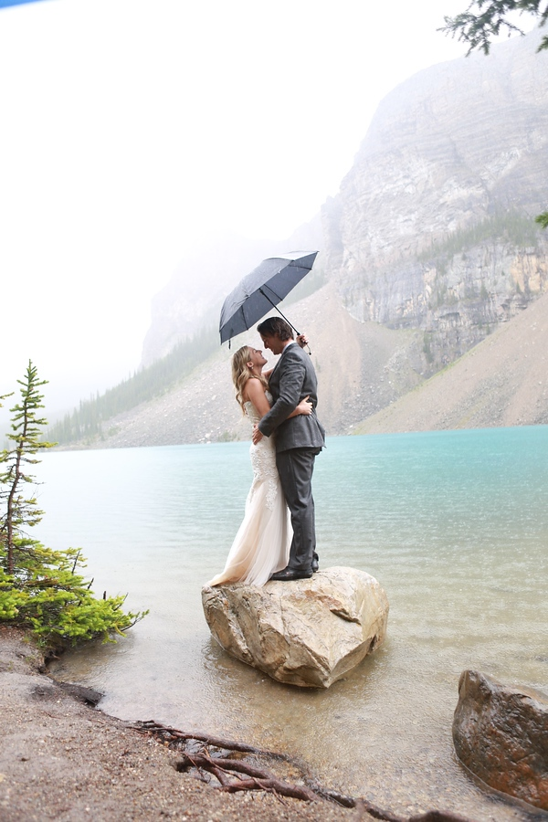 Moraine Lake Elopement, Wedding by Mark Derry Photography 1.1
