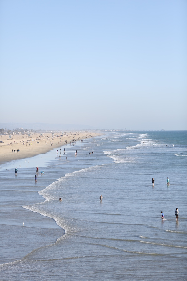 Beach, Huntington Beach, California by Mark Derry Photography 1
